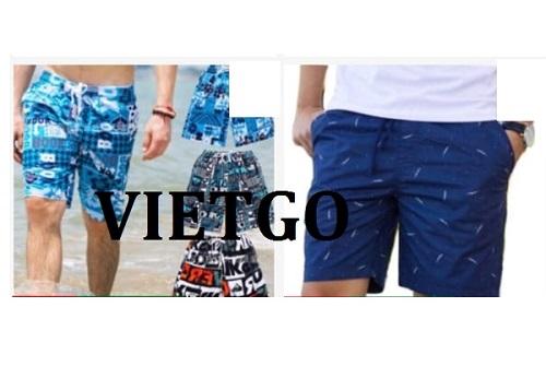 Cơ hội giao thương – Cơ hội xuất khẩu quần đùi thời trang nam đến thị trường Philippines