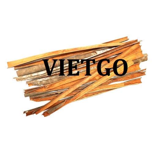 Vị khách hàng người Ấn Độ cần tìm nhà cung cấp cho sản phẩm Quế Chẻ Việt Nam