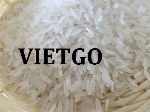 Cơ hội giao thương – Đơn hàng thường xuyên - Cơ hội xuất khẩu gạo trắng sang thị trường Philippines