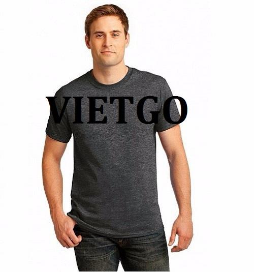 Cơ hội giao thương - Cơ hội xuất khẩu sản phẩm T shirt đến thị trường Ấn Độ