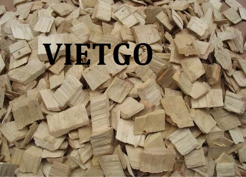 Cơ hội giao thương Đặc biệt – Đơn hàng thường xuyên - Cơ hội xuất khẩu 300 tấn Gỗ vụn mỗi tháng sang thị trường Trung Quốc.