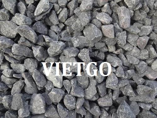 Cơ hội giao thương – Đơn hàng thường xuyên – Vị khách hàng người Singapore cần nhập khẩu đá xây dựng từ Việt Nam