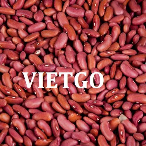 Cơ hội giao thương  - Đơn Hàng Thường Xuyên -  Cơ hội xuất khẩu Đậu Đỏ Tây sang thị trường Pakistan