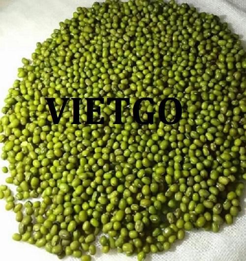 Cơ hội giao thương – Đơn hàng Hàng tháng - Cơ hội xuất khẩu Đậu xanh đến thị trường Peru.