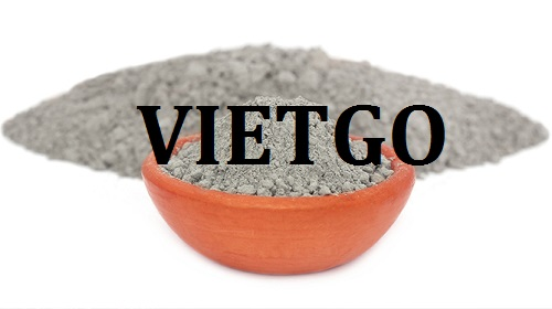 Cơ hội giao thương – Đơn hàng cả năm – Thương nhân đến từ Cộng Hòa Nam Phi cần nhập khẩu xi măng từ Việt Nam