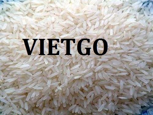 Cơ hội giao thương – Đơn hàng Cả năm - Cơ hội xuất khẩu Gạo trắng sang thị trường Philippines