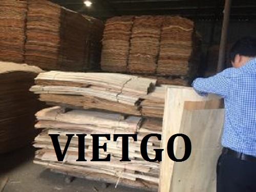 Cơ hội giao thương – Đơn hàng thường xuyên - Cơ hội xuất khẩu Ván bóc Gỗ bạch dương sang thị trường Ai Cập.
