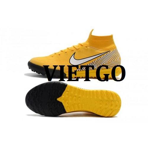 Cơ hội giao thương Đặc biệt – Cơ hội cung cấp mặt hàng giày thể thao cho vị khách hàng đến từ Maldives