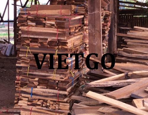 Cơ hội giao thương – Đơn hàng thường xuyên - Cơ hội xuất khẩu Gỗ căm xe xẻ sang thị trường Chile.