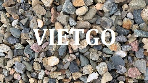 Cơ hội giao thương – Đơn hàng thường xuyên – Doanh nghiệp tại Trung Quốc cần tìm nhà cung cấp đá xây dựng tại Việt Nam