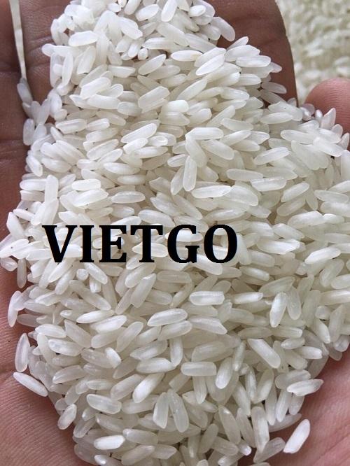 Cơ hội giao thương – Đơn hàng hàng tháng - Cơ hội xuất khẩu gạo trắng sang thị trường Bangladesh.
