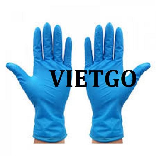 Cơ hội giao thương – Cơ hội xuất khẩu mặt hàng găng tay cao su sang thị trường Ý