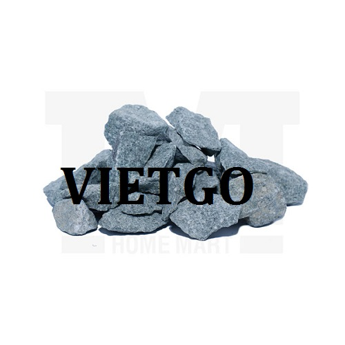 Cơ hội giao thương Đặc Biệt Thường Xuyên – Cơ hội xuất khẩu 50.000 tấn đá xây dựng sang thị trường Bangladesh