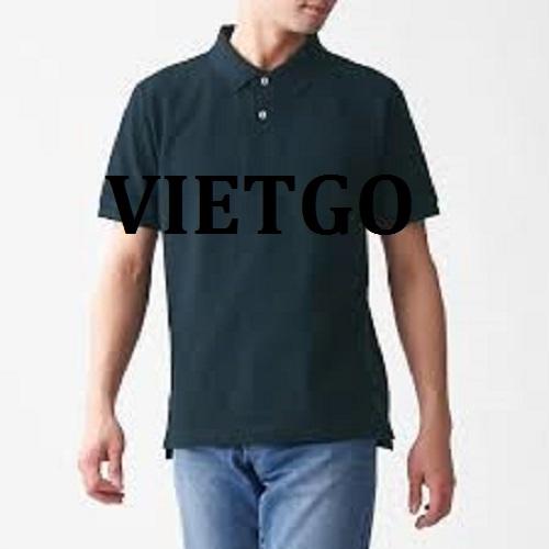 Đơn hàng Đặc biệt thường xuyên - Cơ hội xuất khẩu áo Polo thời trang nam cho doanh nhân đến từ Anh Quốc