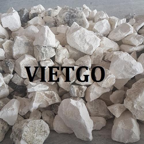 Đơn hàng hấp dẫn - cơ hội xuất khẩu hợp tác với doanh nghiệp Ấn Độ cho sản phẩm Bột đá vôi và Vôi sống