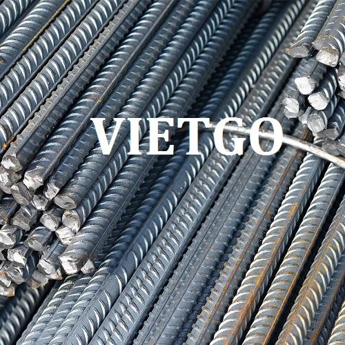 Đơn hàng cung cấp 120.000 tấn Thép Thanh Vằn cho một doanh nghiệp tại Thụy Điển