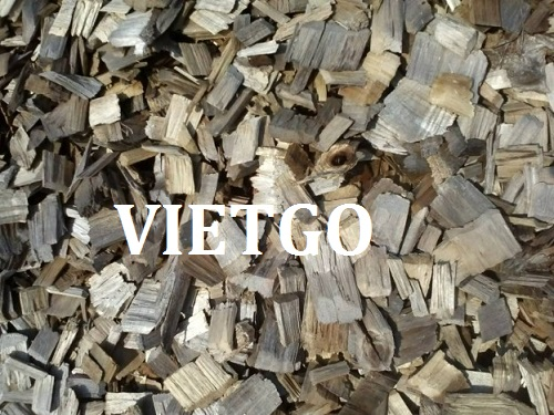 Opportunities to export 2,000 - 3,000 tons of eucalyptus wood chips monthly to China.