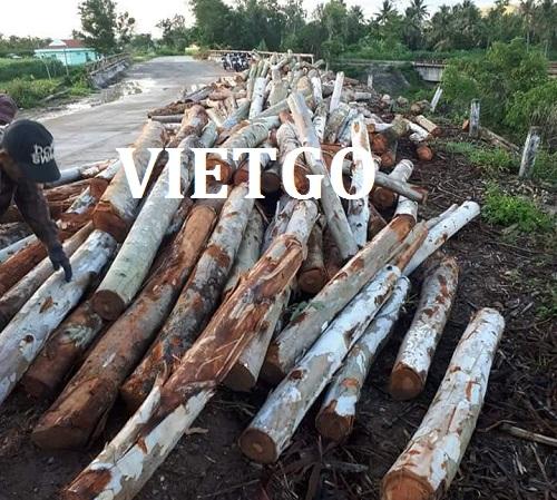 Cơ hội xuất khẩu gỗ bạch đàn và cao su làm nội thất ít nhất 500 tấn/tháng mỗi loại sang Trung Quốc.