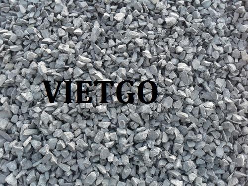 Cơ hội xuất khẩu 55,000 tấn đá xây dựng cho doanh nghiệp đến từ Bangladesh