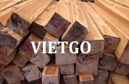 (Gấp) Cơ hội xuất khẩu 3.000 m3 gỗ teak hàng tháng sang Trung Quốc.