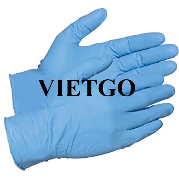 Cơ hội xuất khẩu sản phẩm găng tay cao su đến Campuchia.