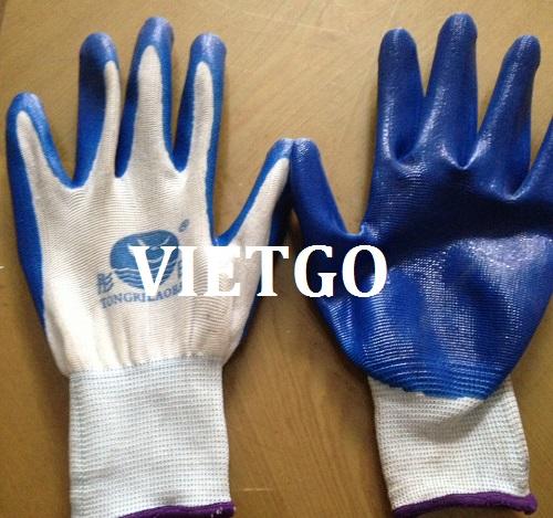 Cơ hội cung cấp sản phẩm găng tay lao động tới Anh Quốc