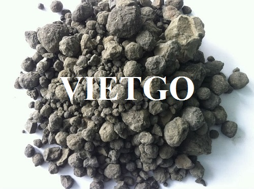 Opportunity to provide from 500,000 to 1,000,000 tons of clinker per year to the Chinese market
