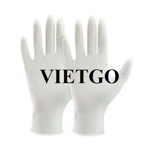 Cơ hội xuất khẩu găng tay y tế cho chuỗi cửa hàng bán lẻ lớn của Hàn Quốc.