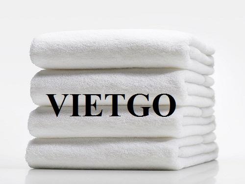 Cơ hội xuất khẩu hơn nửa triệu sản phẩm khăn bông và thảm thường xuyên cho một doanh nghiệp lâu đời tại Úc