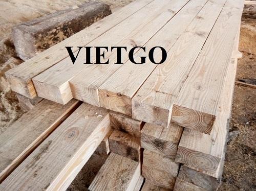 Cơ hội xuất khẩu gỗ thông xẻ sang thị trường Australia.