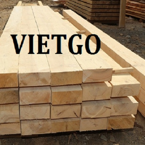 Cơ hội xuất khẩu 12 container 40ft gỗ thông xẻ làm cửa panel sang Philipines.