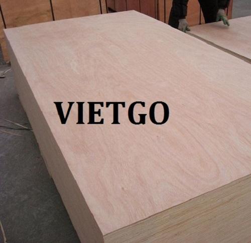 Cơ hội xuất khẩu gỗ dán sang thị trường Ấn Độ.