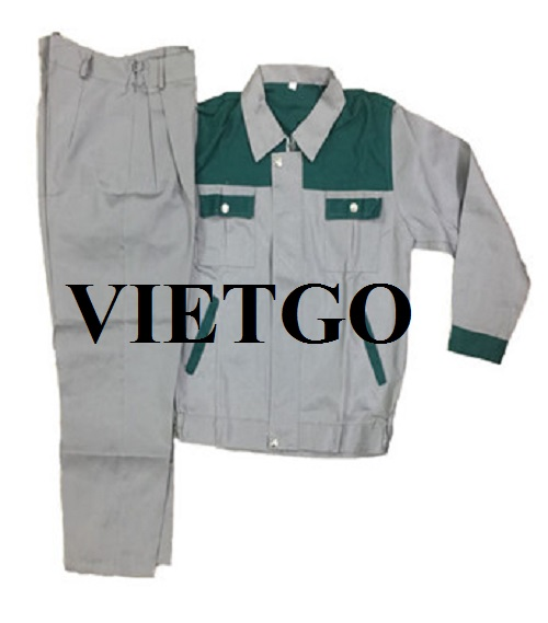 Công ty thương mại tại Việt Nam tìm đối tác nhà xưởng dệt may để hợp tác về hai sản phẩm quần nội y và quần áo bảo hộ lao động