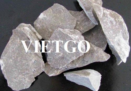 Nhà máy sản xuất xi măng của Bangladesh cần tìm nhà cung cấp sản phẩm đá vôi hàng tháng