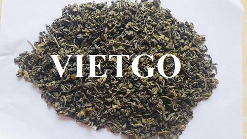 Opportunity to export Green Tea to Turkmenistan market