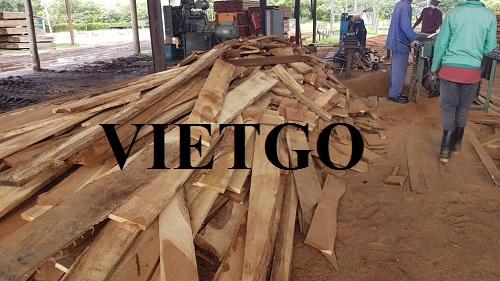 Cơ hội xuất khẩu gỗ keo xẻ sang thị trường Congo