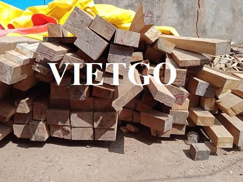 Cơ hội xuất khẩu gỗ teak xẻ sang thị trường Ấn Độ.