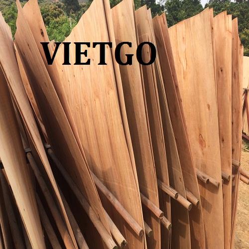 Cơ hội xuất khẩu 2.000m3 ván bóc bạch đàn hàng tháng sang thị trường Campuchia