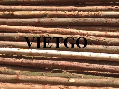 Cơ hội xuất khẩu gỗ bạch đàn tròn sang thị trường Sri Lanka