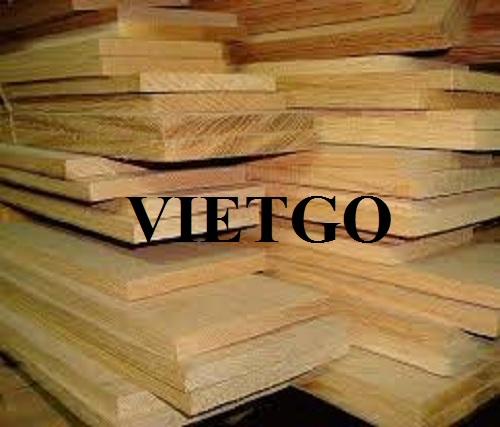 Cơ hội xuất khẩu 3 container 20ft gỗ teak xẻ sang thị trường Ấn Độ