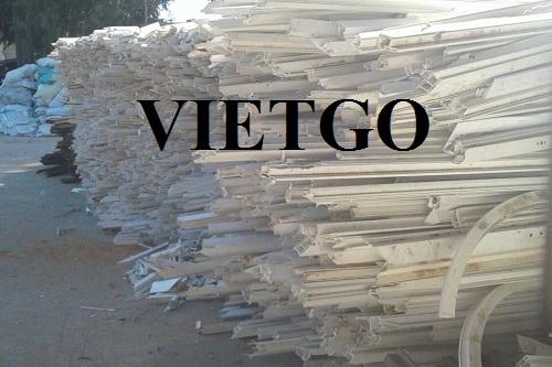 Cơ hội xuất khẩu phế liệu nhựa cho một doanh nghiệp sản xuất ống nhựa PVC tại Ấn Độ