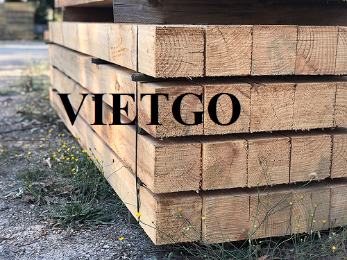 Cơ hội xuất khẩu 20 container 40ft hàng tháng gỗ thông xẻ sang thị trường Oman