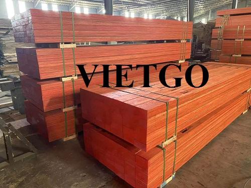Cơ hội xuất khẩu 6 container 40ft ván ép đồng hướng sang thị trường Úc