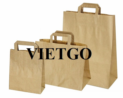 Cơ hội xuất khẩu túi giấy sang thị trường Trung Đông