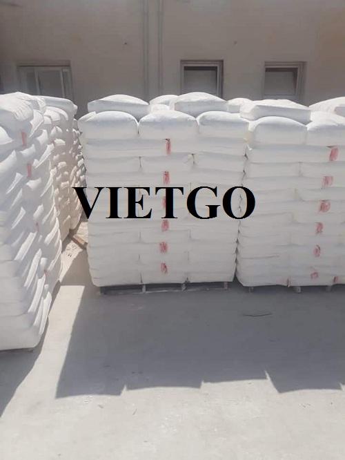 Nhà nhập khẩu người Sri Lanka cần tìm đối tác cung cấp 100 container bột đá vôi mỗi tháng