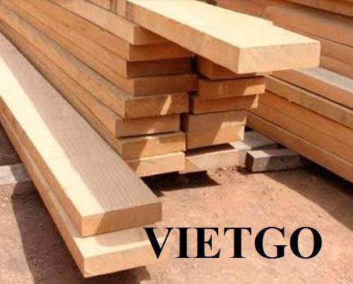 Cơ hội xuất khẩu gỗ thông sang thị trường Ai Cập