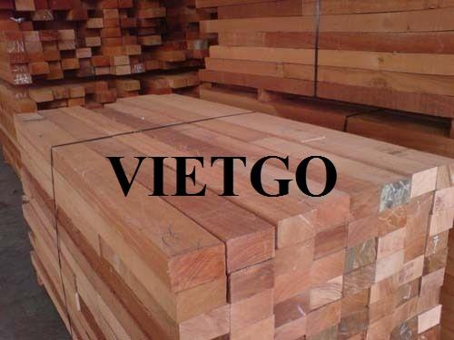 Cơ hội xuất khẩu gỗ meranti xẻ sang thị trường Ấn Độ