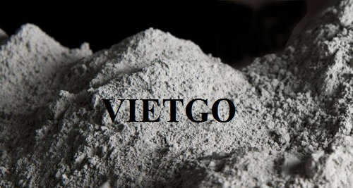 A trading company in Vietnam inquires to find suppliers for Cement and Clinker products to export
