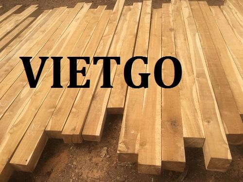 Cơ hội xuất khẩu gỗ teak xẻ sang thị trường Thổ Nhĩ Kỳ