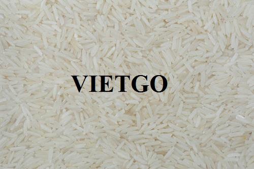 Cơ hội xuất khẩu gạo sang thị trường Ghana từ vị khách hàng người Tây Ban Nha.